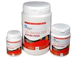 Dr. Bassleer Biofish Food Garlic XL 170 g