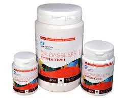 Dr. Bassleer Biofish Food Herbal M 600 g