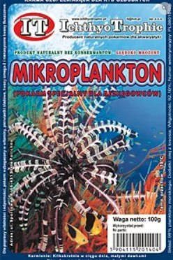 Ichthyo Trophic Mikroplankton 100g