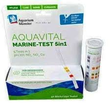 Aquarium Münster Aquavital Marine-Test 5 w 1