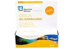 Aquarium Münster Orca Gel Superkleber 50 g